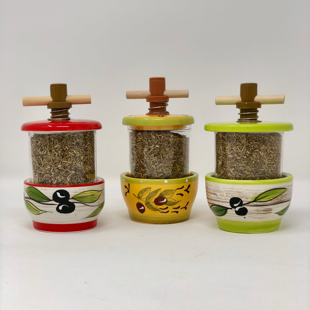 Herb Dispensers