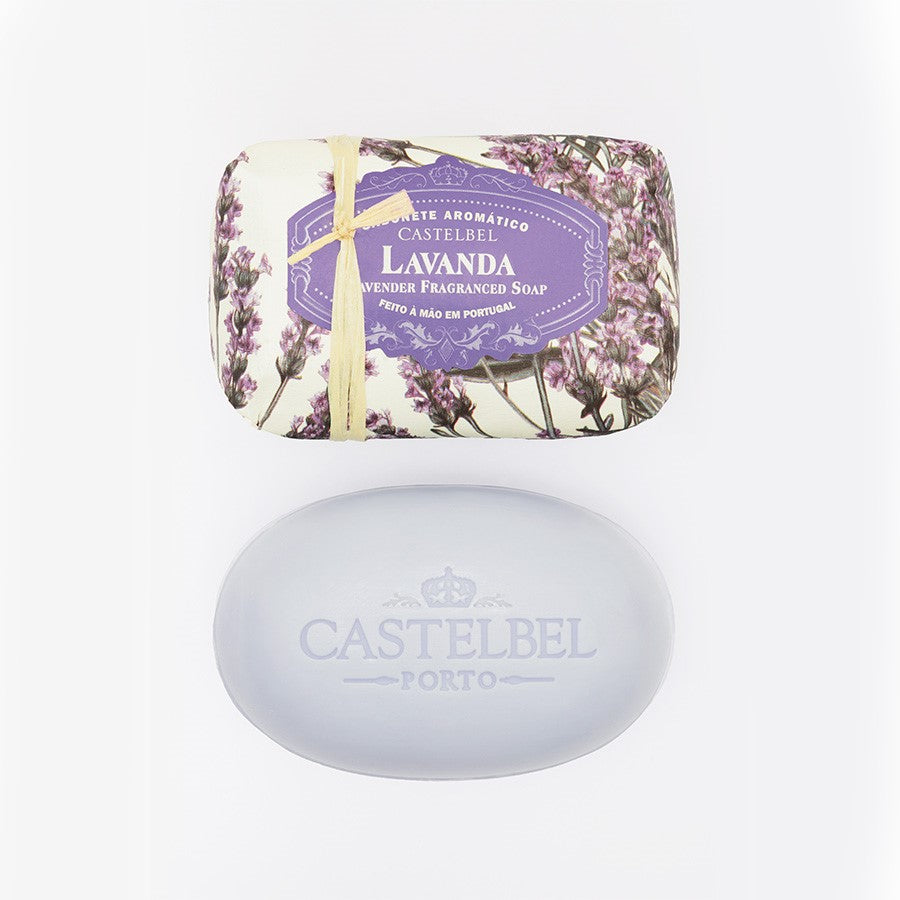 Lavender Soap Bar Castelbel