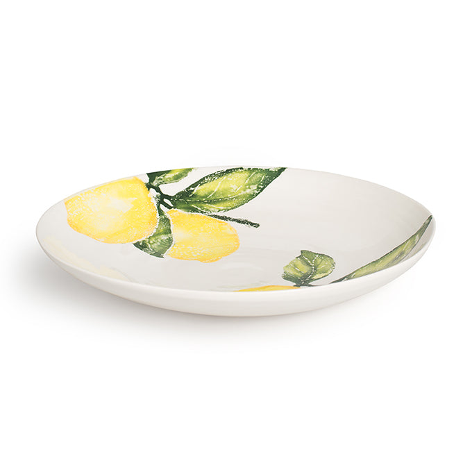 Lemons Extra Large Serving Dish