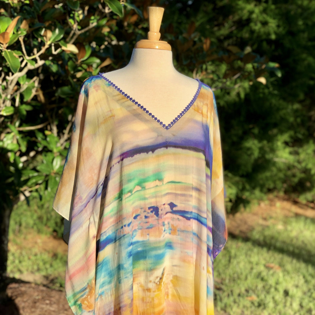 Long Kaftan Sunset