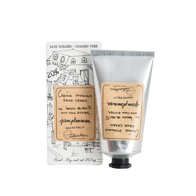 Lothantique Grapefruit Pamplemousse Hand Cream