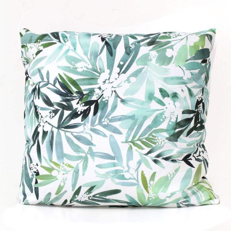Lush Mimosa Pillow Cover