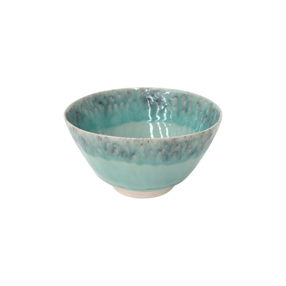 Costa Nova Madeira Salad Bowl Blue