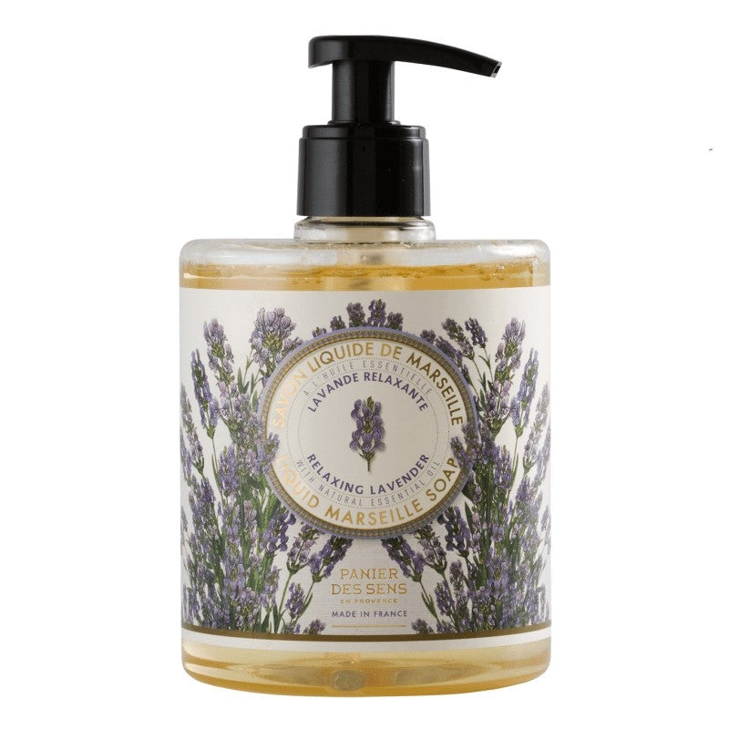 Relaxing Lavender Marseille Liquid Soap