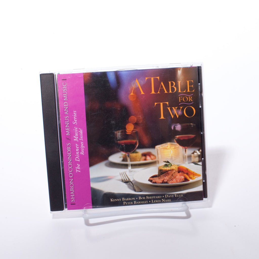 A Table for Two Music CD