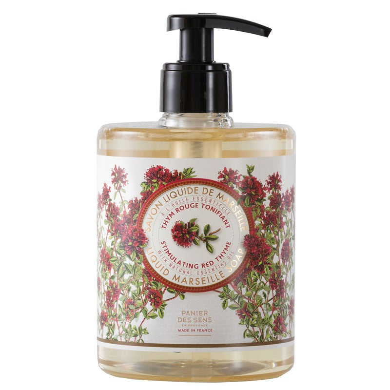 Red Thyme Marseille Liquid Soap