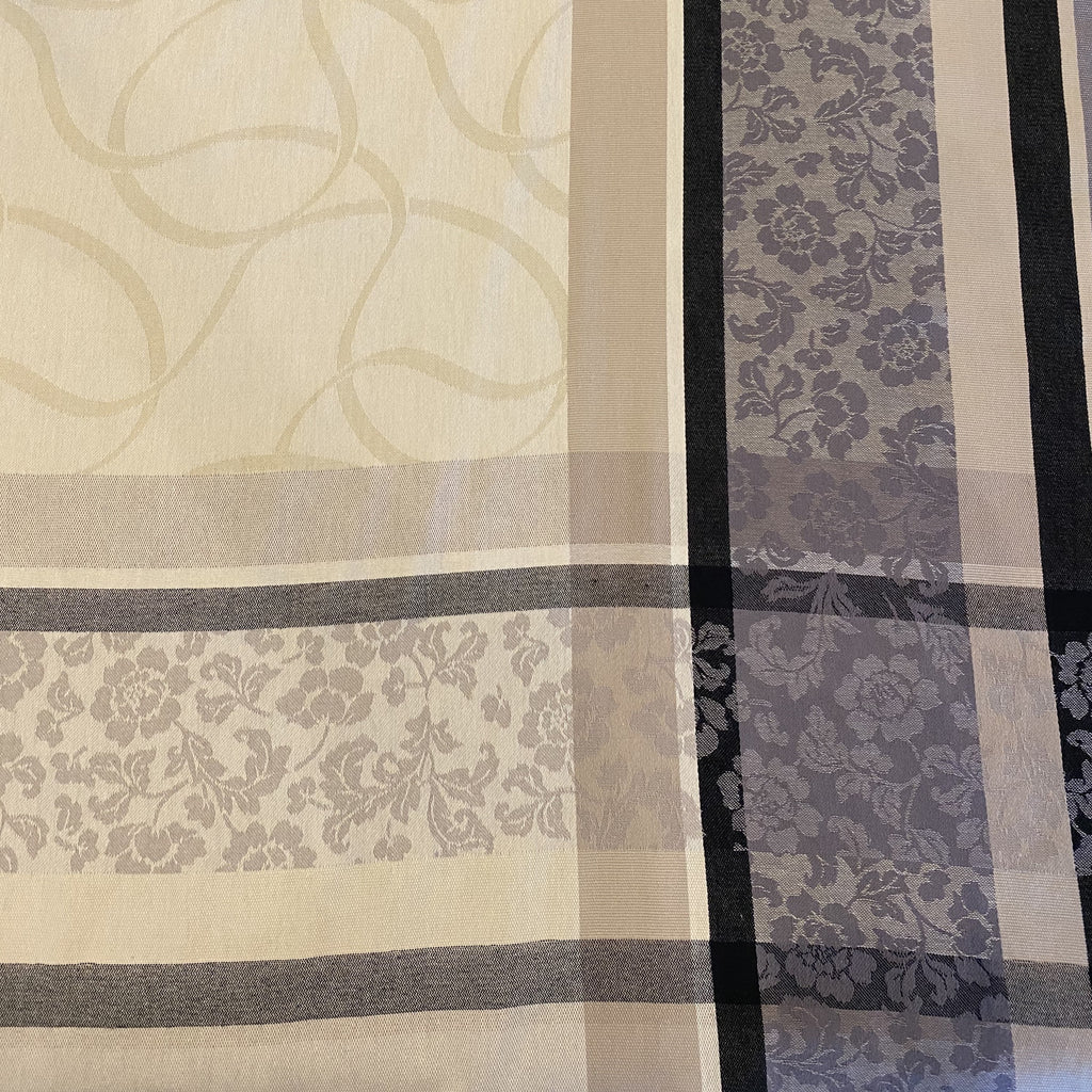 Riban Beige French Tablecloth