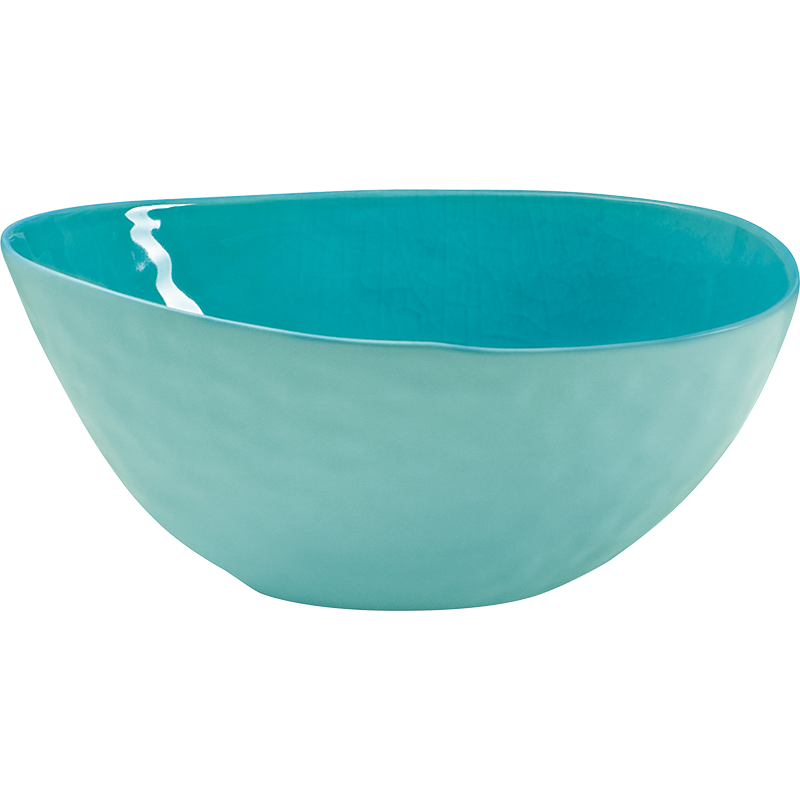 Serving Bowl Turquoise