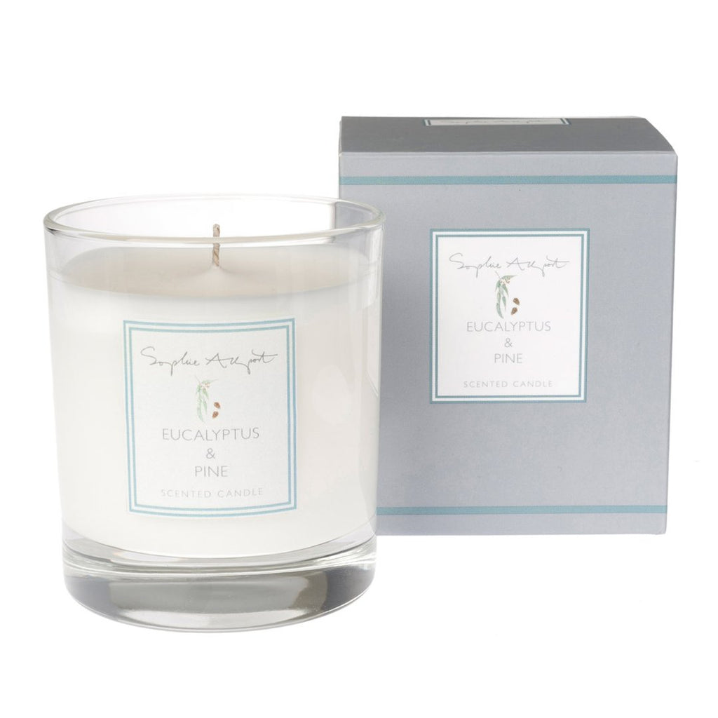 Sophie Allport Eucalyptus and Pine Candle