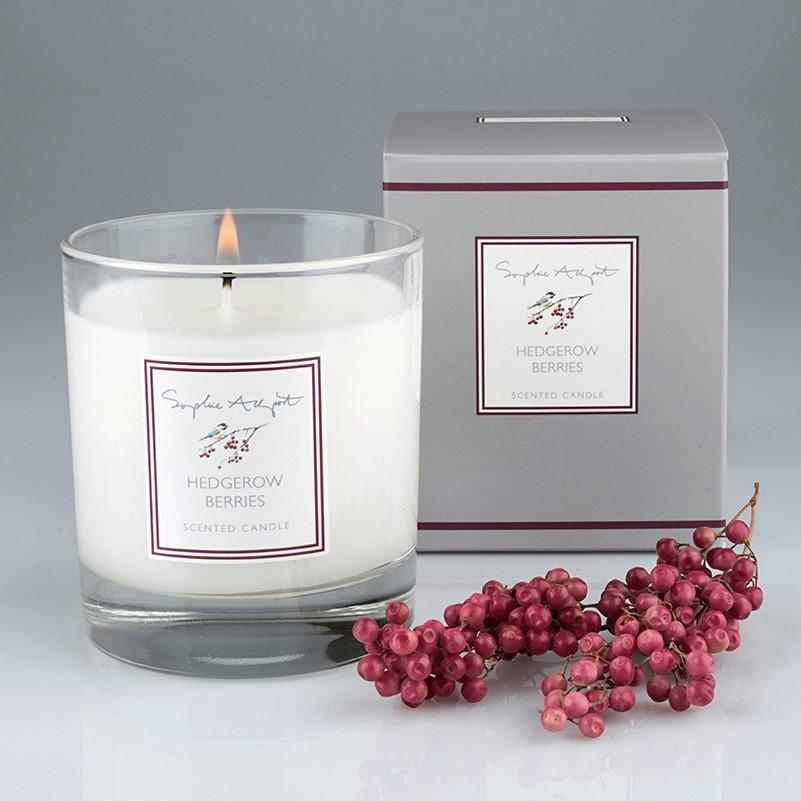 Sophie Allport Hedgerow Berries Candle
