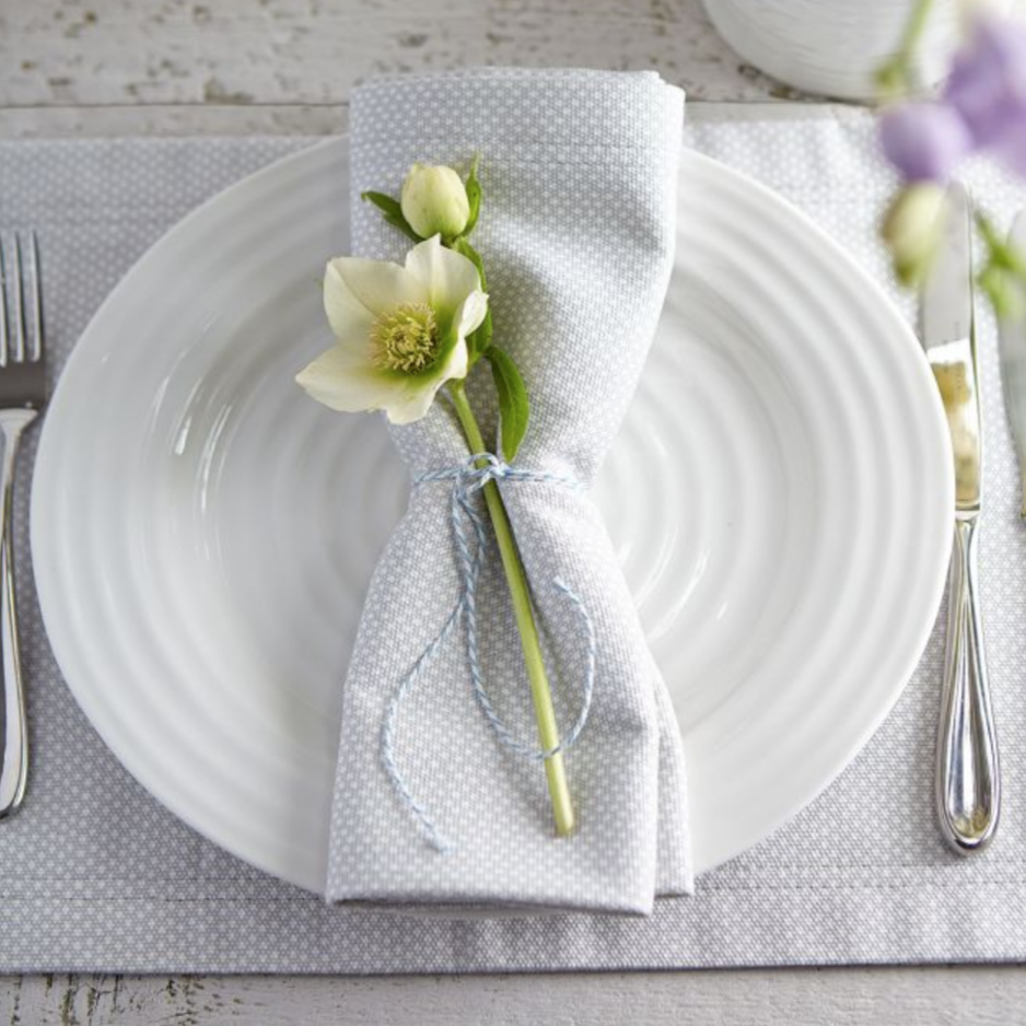 Sophie Conran White Dinner Plate