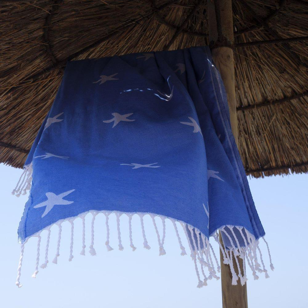 Seakisses Starfish Turkish Towel