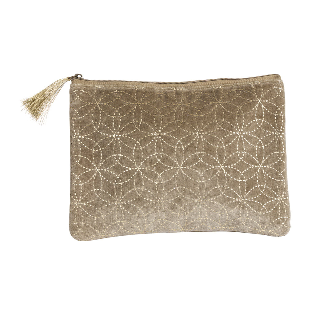 Sunny Pouch Beige