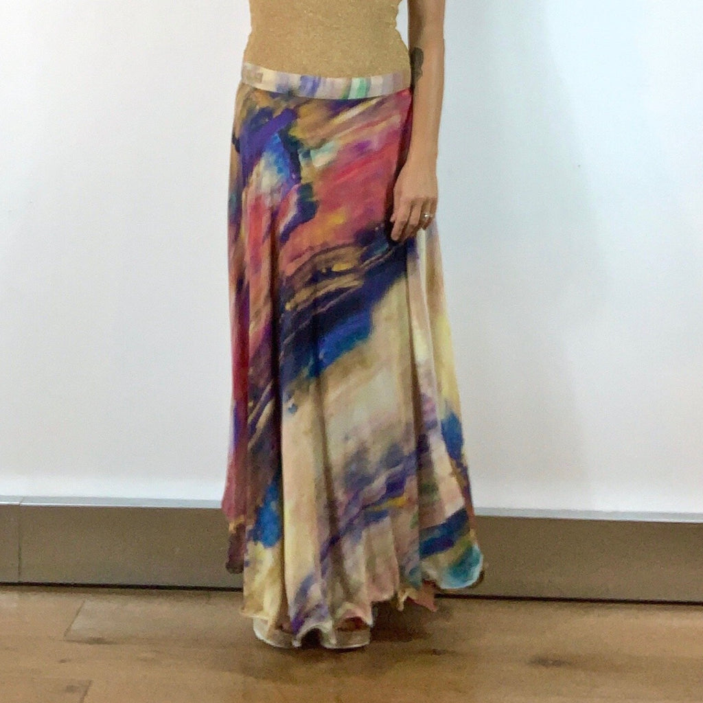 Sunset Long Skirt