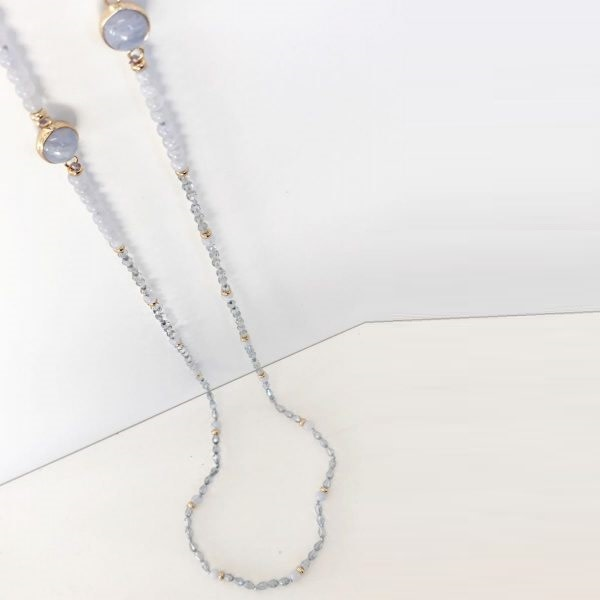 Thyra Blue Necklace