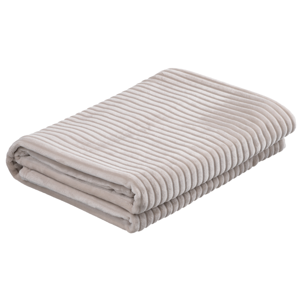 la Maison de Lilo Ultra Soft Throw Blanket in Sable Sand