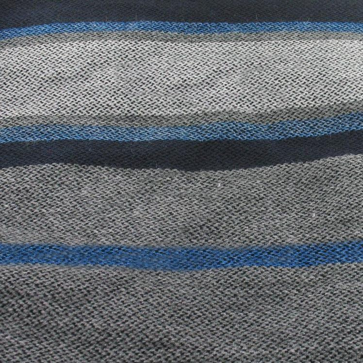 Winter Wrap Jacquard Stripe