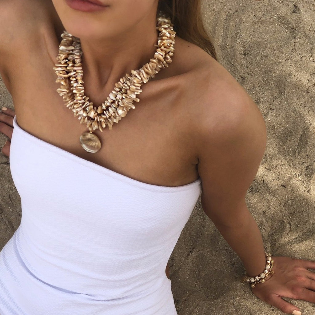 Betty Seashell Necklace