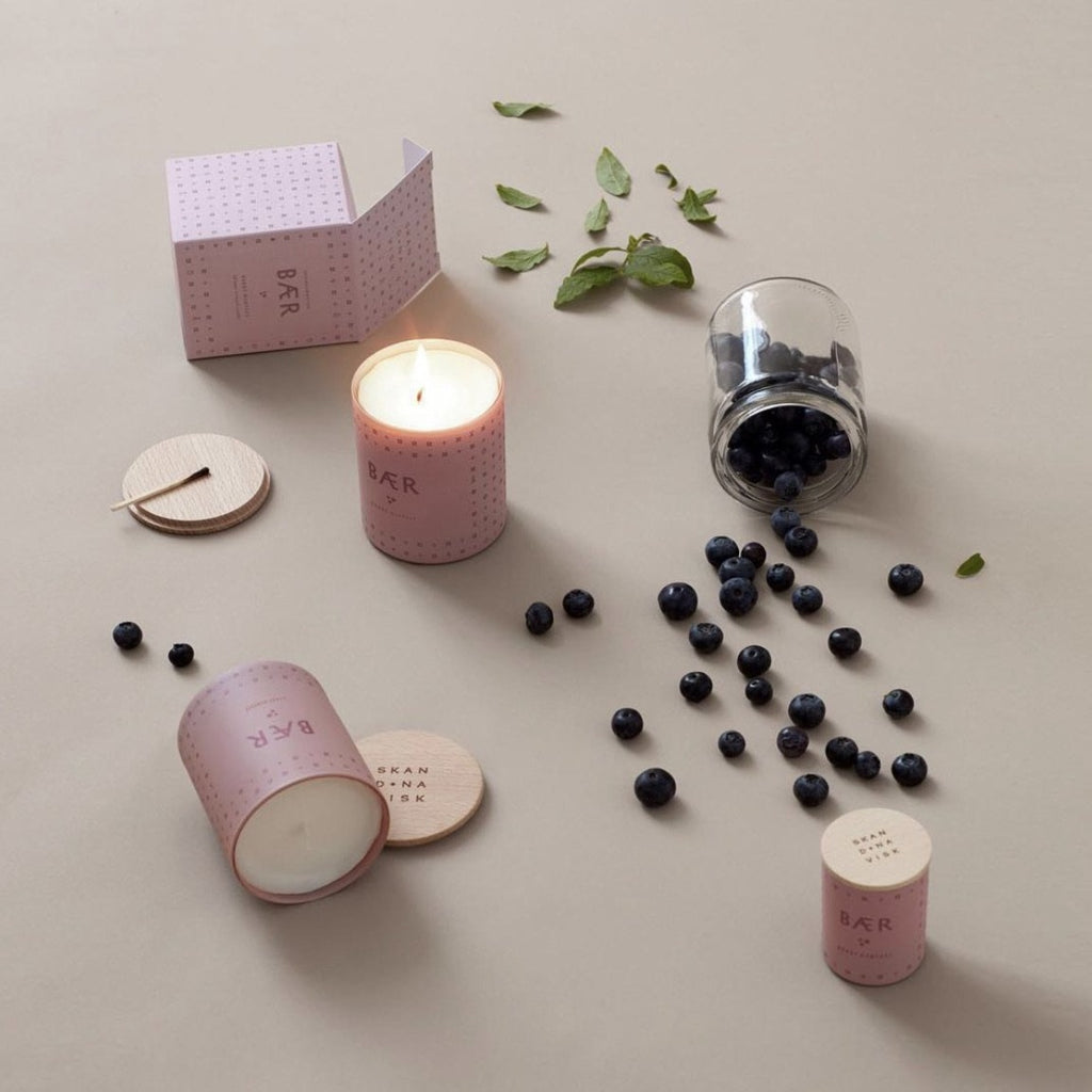 BAER Berry Harvest Candle