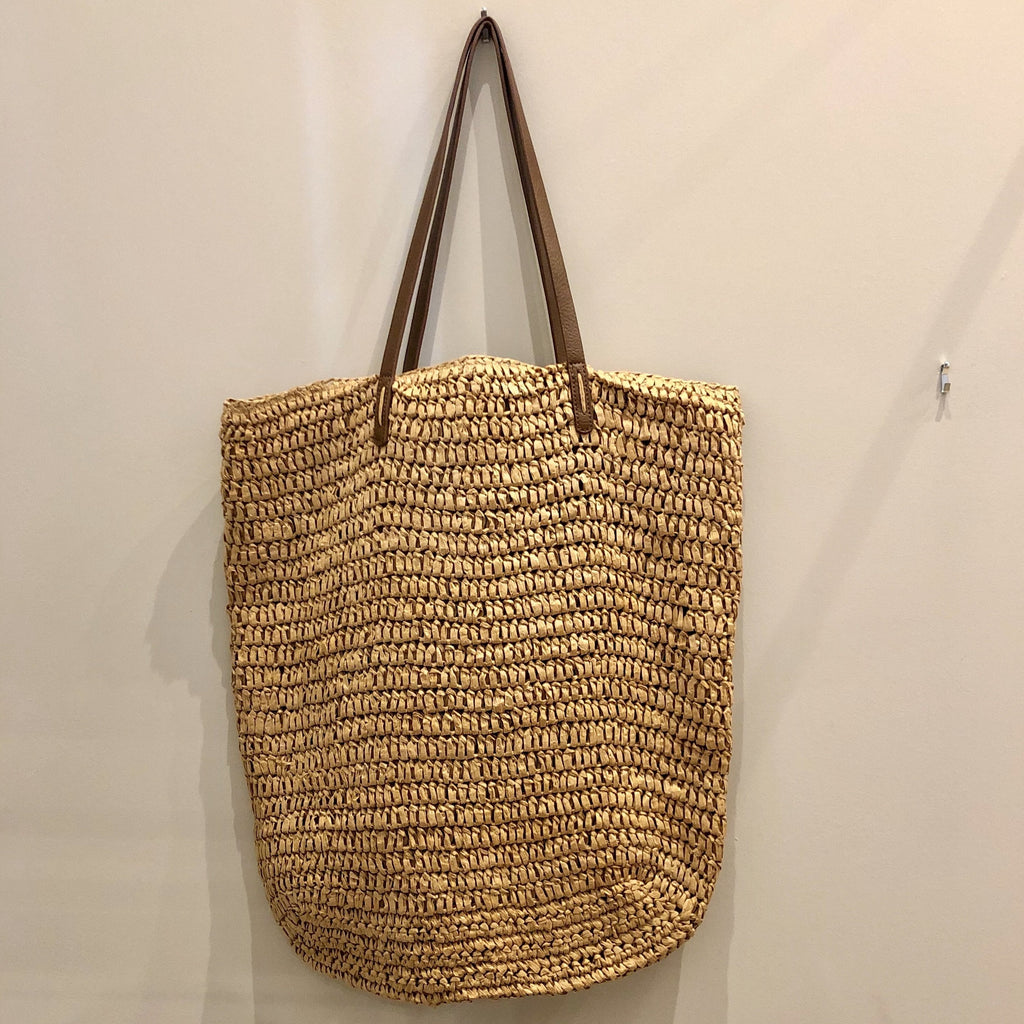 North Beach Bag Beige