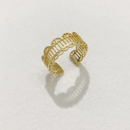 Isabella Gold Ring