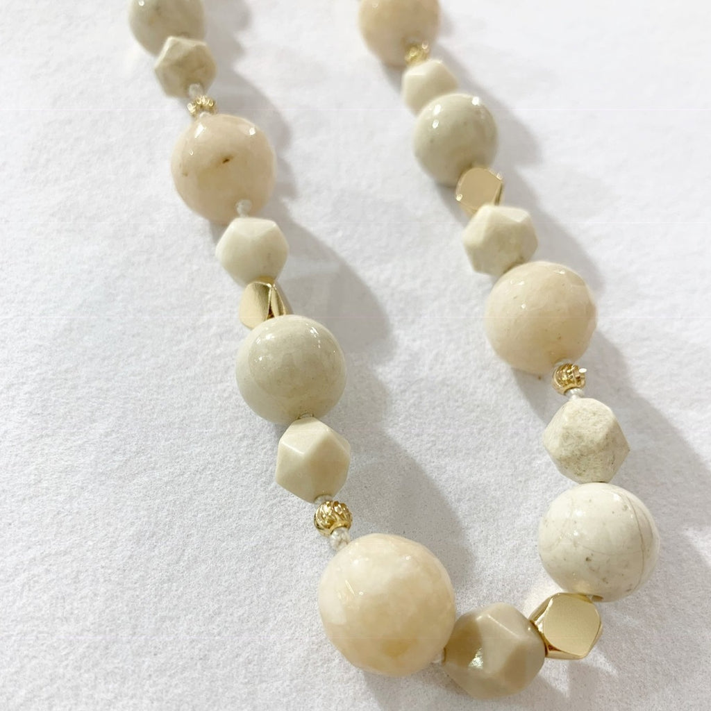 Jonie Quartzite Necklace
