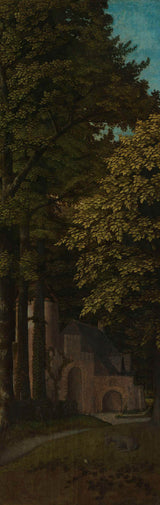 gerard-david-1505-view-in-a-forest-outer-left-wing-of-a-triptych-art-print-fine-art-reproduction-wall-art-id-a1g5r9m1k