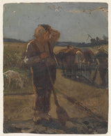 thomas-simon-cool-1841-farmer-standing-with-shovel-in-the-country-print-fine-art-reproduction-wall-art-id-ack7qoi4o