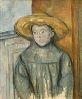 paul-cezanne-1896-boy-with-a-paille-hat-art-print-fine-art-reproduction-wall-art-id-awn90wkng