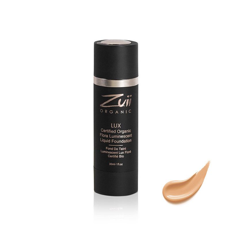 Certified Organic Lux Luninescent Liquid Foundation