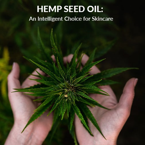 Hemp Oil: Intelligent Skincare