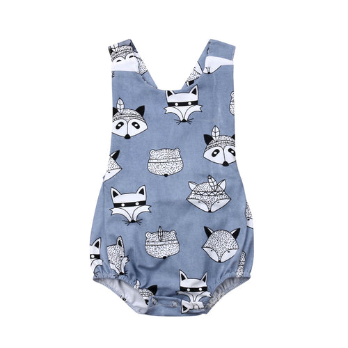 Baby Boy / Girl Cute Bodysuit Jumpsuit Outfit
