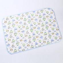 Load image into Gallery viewer, Newborn Portable Foldable Washable Travel Nappy Diaper Changing Mat