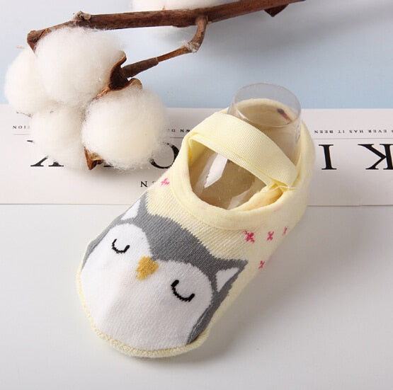 Newborn Infant Toddler Soft Cotton Sock Comfortable Ankle Socks For 1-3Y