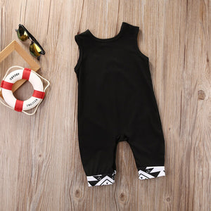 Toddler Newborn Baby Boy / Girl Romper Sleeveless Cartoon Fox One Pieces Sunsuit