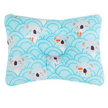 Load image into Gallery viewer, Baby Concave Pillow - Room Bedding Decor Infant Baby Boys Girls Sleeping Cushion Neck Support Pillow