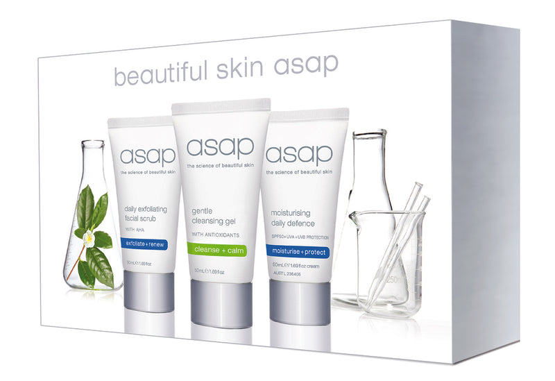 ASAP Beautiful skin pack