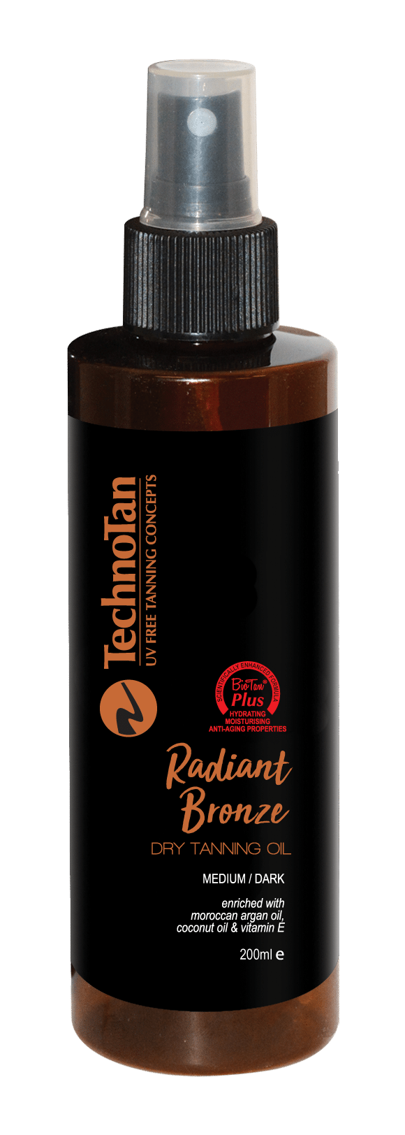 Radiant Bronzing Oil - Techno tan