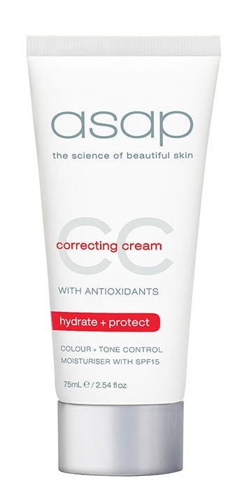 ASAP Tinted CC Cream SPF15 75ml