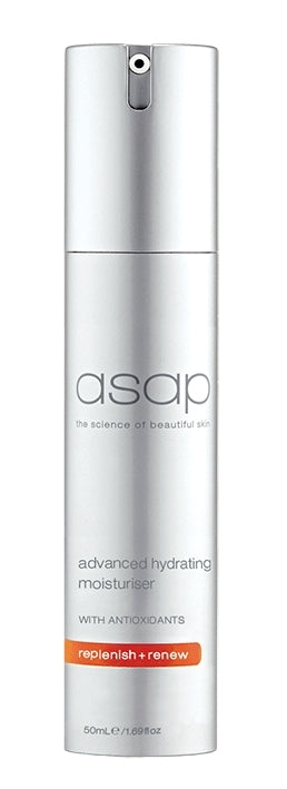 ASAP Advanced Hydrating Moisturiser 50ml