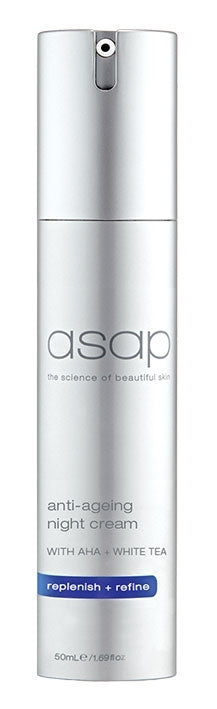 ASAP Anti-ageing Night Cream