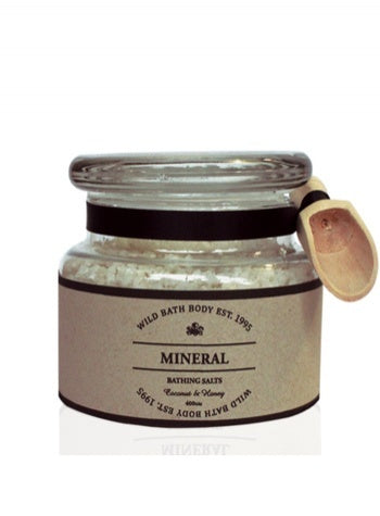 Mineral Salts Coconut & Honey