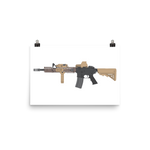 Load image into Gallery viewer, M4A1 SOPMOD Poster