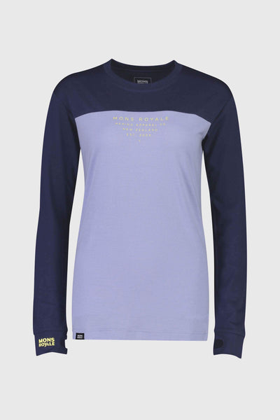 Yotei BF Tech LS - Navy / Blue Fog