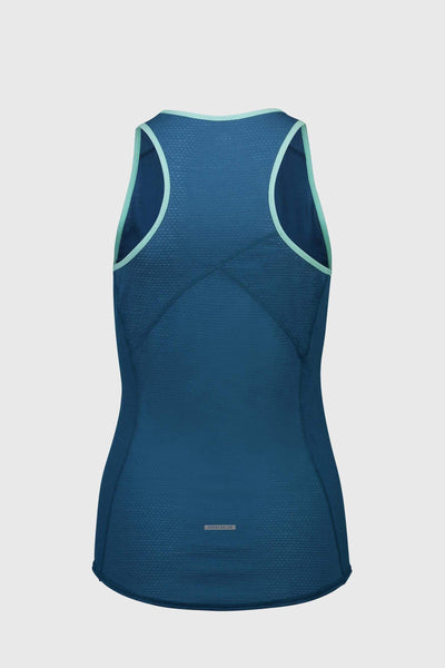 Bella Tech Tank - Oily Blue