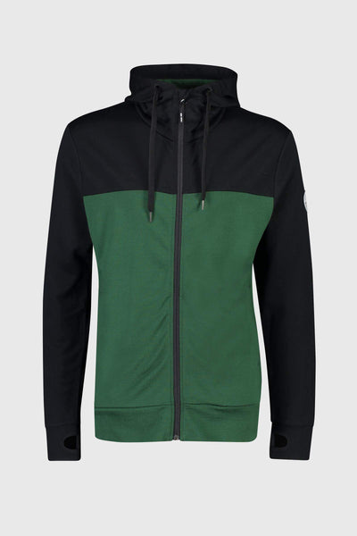 Covert Mid-Hit Hoody - Pine / Black