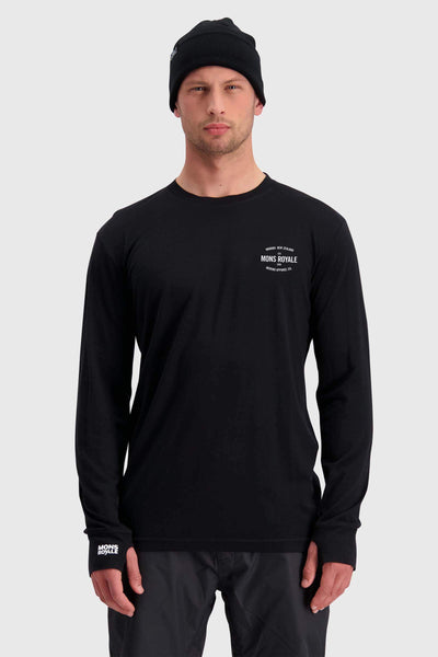 Yotei Tech LS - Black