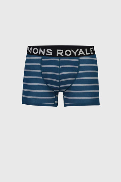 Hold 'em Shorty Boxer - Latitude Stripe
