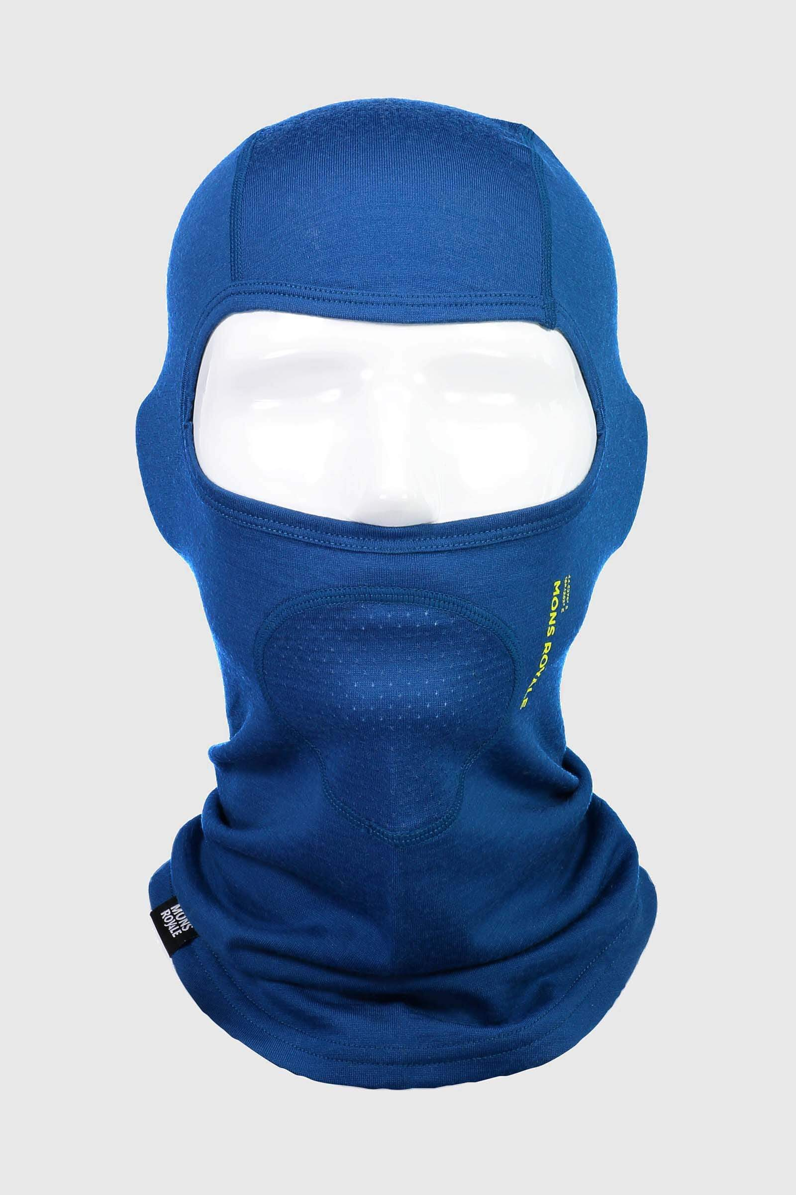 Olympus Tech Balaclava - Oily Blue