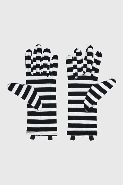 Volta Glove Liner - Thick Stripe / Thin Stripe